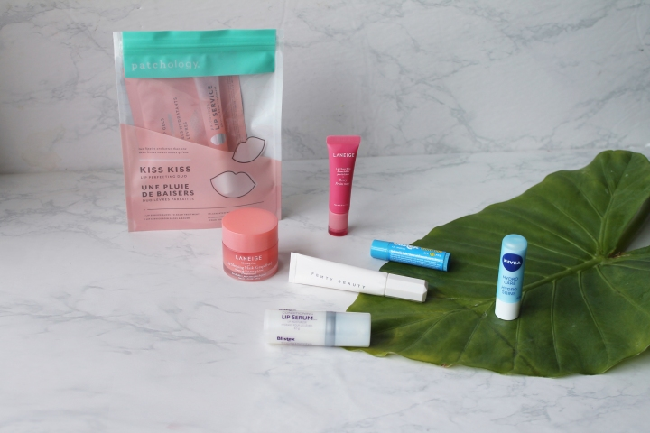 Read my lips: these are my lip care essentials