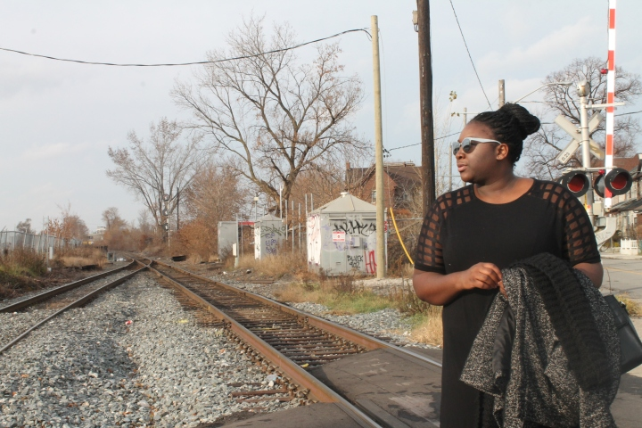 #OOTD: Grid on the tracks