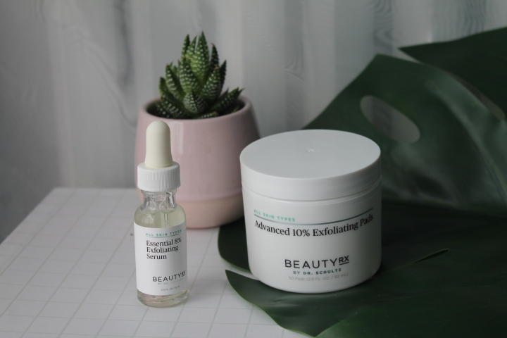 How to exfoliate your way to glowy skin feat. BeautyRx