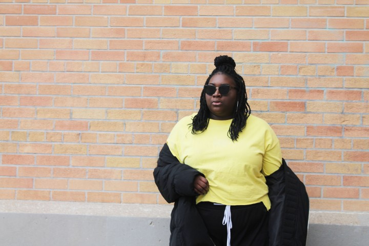 Why I'm wearing neon brights thiswinter