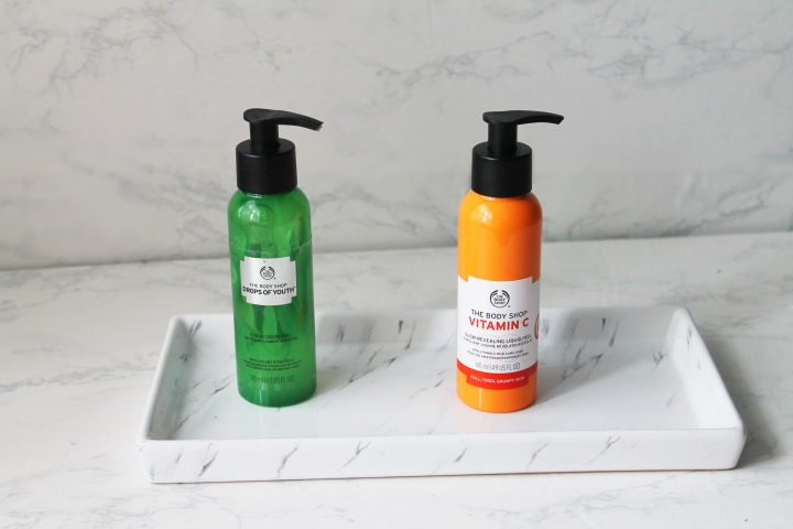 Review: I'm trying out The Body Shop's liquidpeels