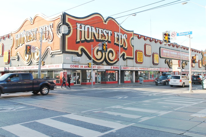 Saying goodbye to HonestEd's