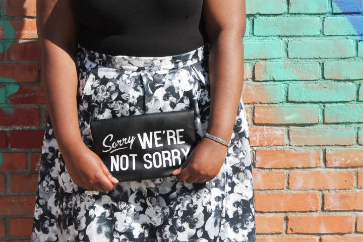 #OOTD: Sorry, I'm not sorry