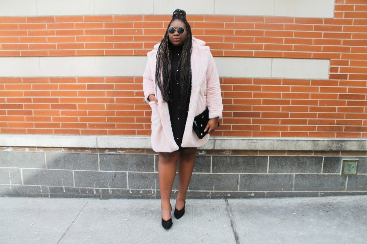 #OOTD: A LADY IN PEARLS
