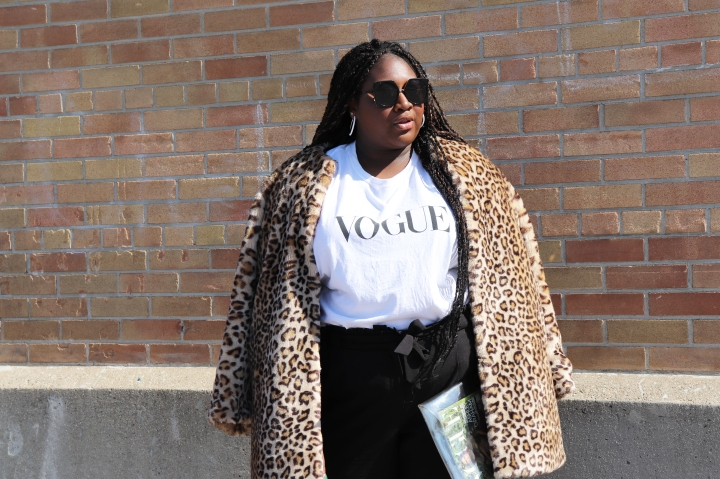 #OOTD: More issues than Vogue