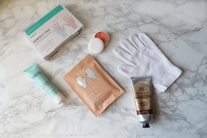 Beauty products you need for dry hands