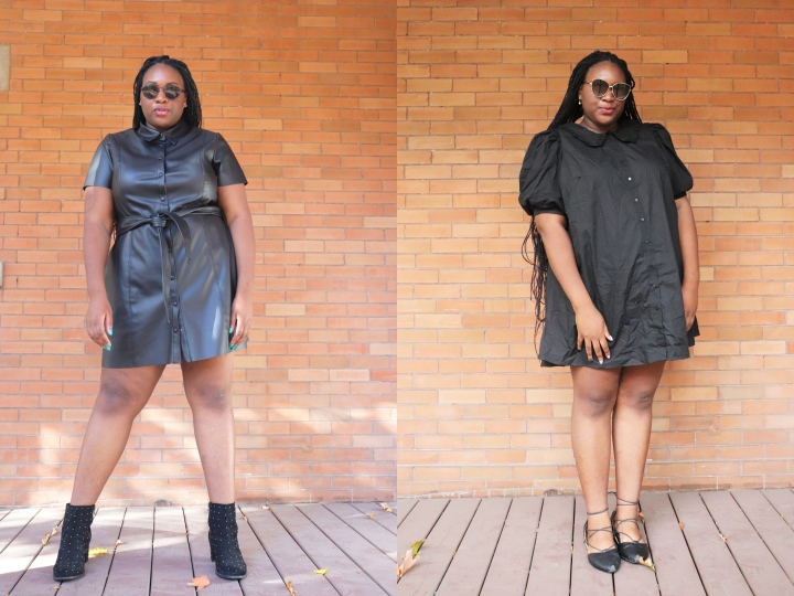OOTD: My little black dresses